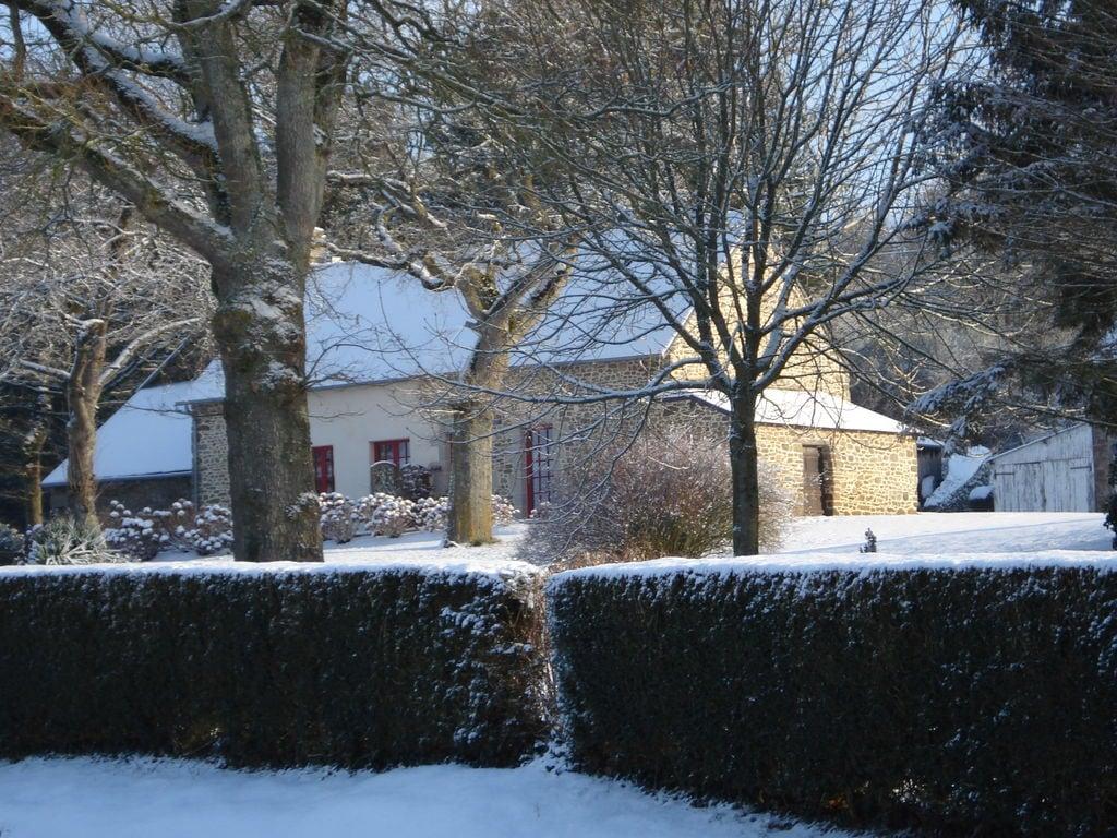 Ferienhaus Maison à 1/2h du Mont Saint Michel (72105), Bonnemain, Ille-et-Vilaine, Bretagne, Frankreich, Bild 4