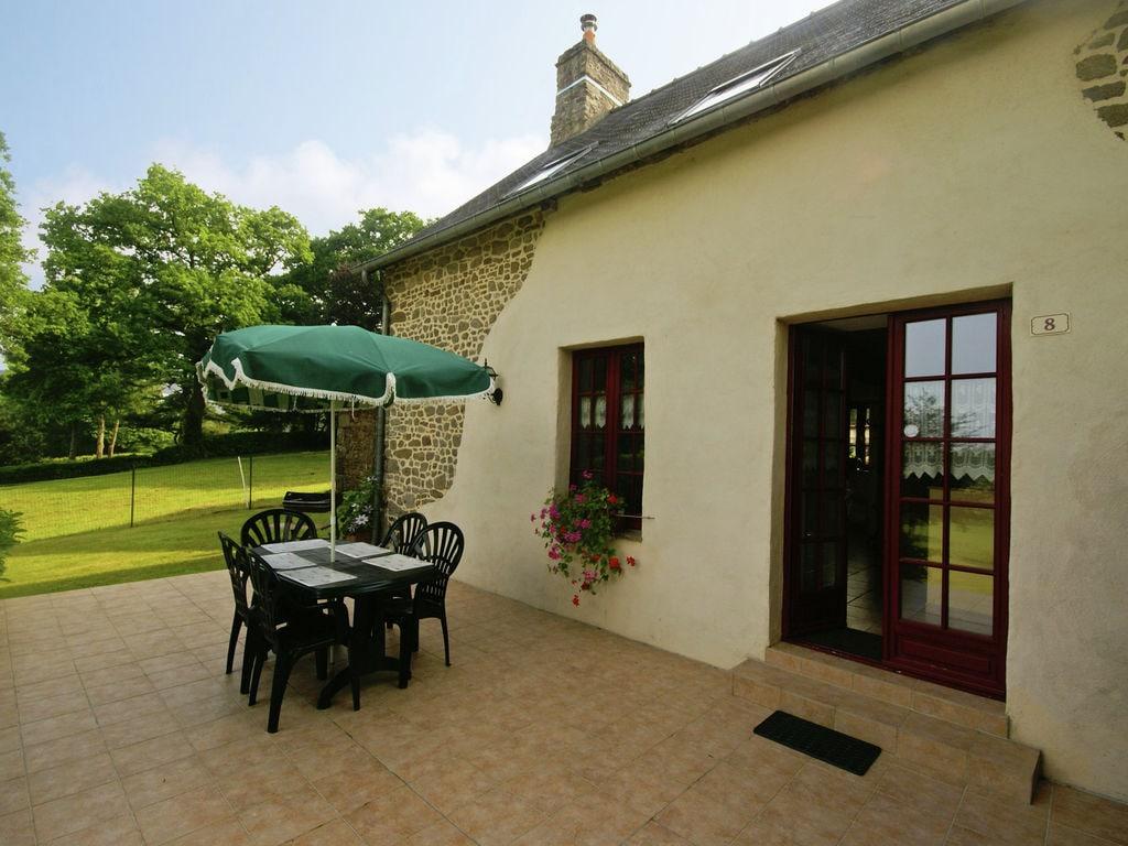 Ferienhaus Maison à 1/2h du Mont Saint Michel (72105), Bonnemain, Ille-et-Vilaine, Bretagne, Frankreich, Bild 19