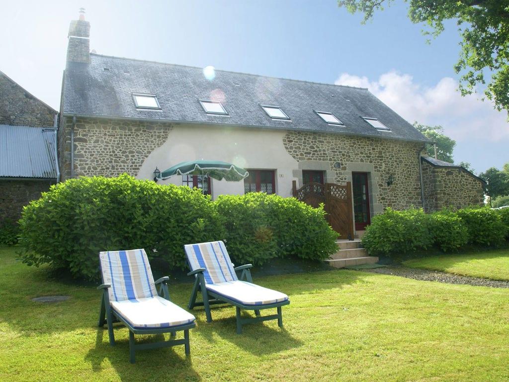 Ferienhaus Maison à 1/2h du Mont Saint Michel (72105), Bonnemain, Ille-et-Vilaine, Bretagne, Frankreich, Bild 21
