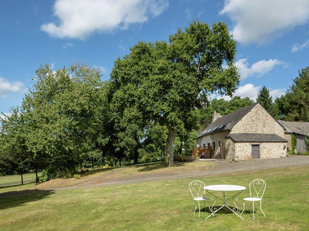 Ferienhaus Maison à 1/2h du Mont Saint Michel (72105), Bonnemain, Ille-et-Vilaine, Bretagne, Frankreich, Bild 22