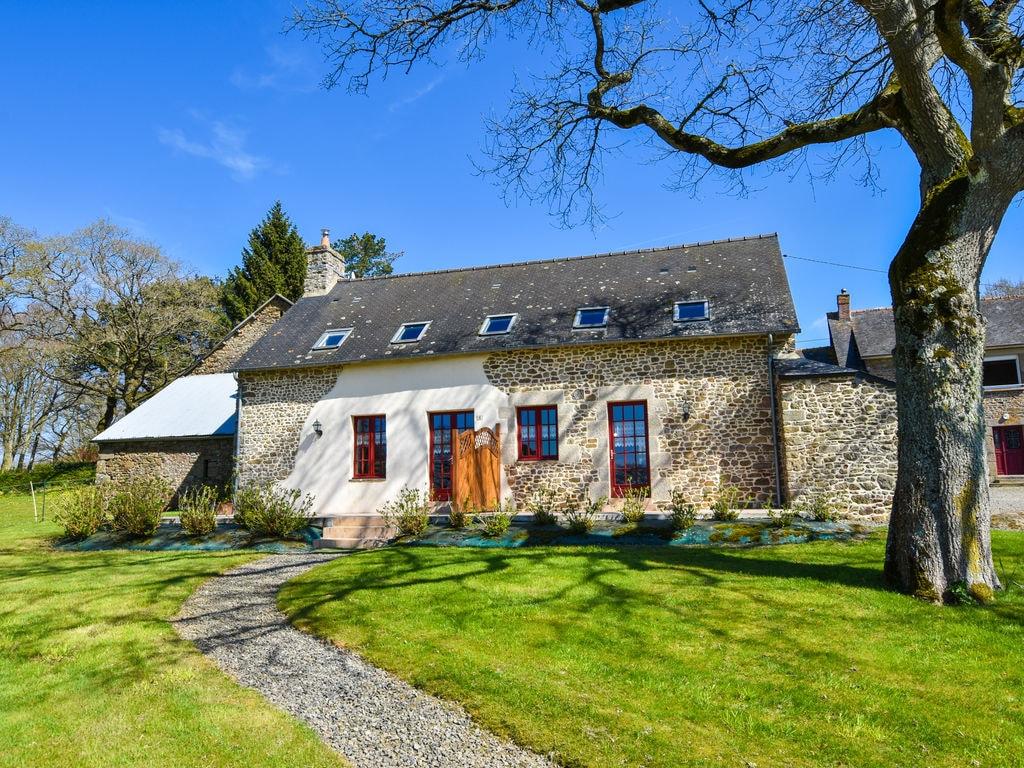 Ferienhaus Maison à 1/2h du Mont Saint Michel (72105), Bonnemain, Ille-et-Vilaine, Bretagne, Frankreich, Bild 3