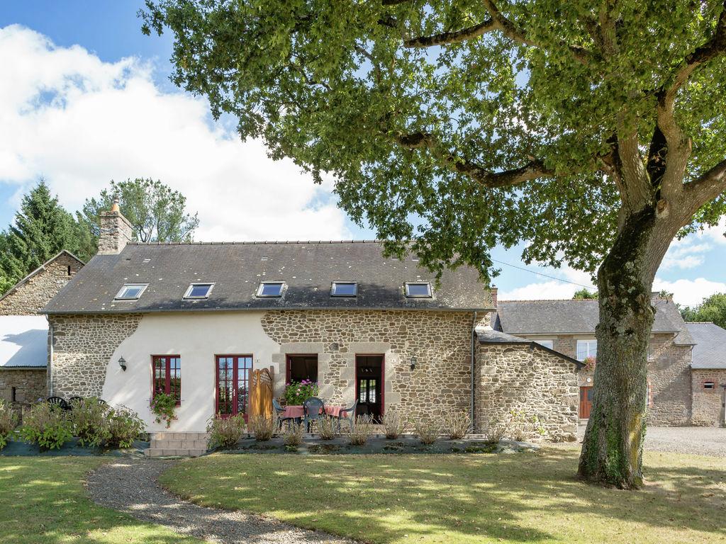 Ferienhaus Maison à 1/2h du Mont Saint Michel (72106), Bonnemain, Ille-et-Vilaine, Bretagne, Frankreich, Bild 1