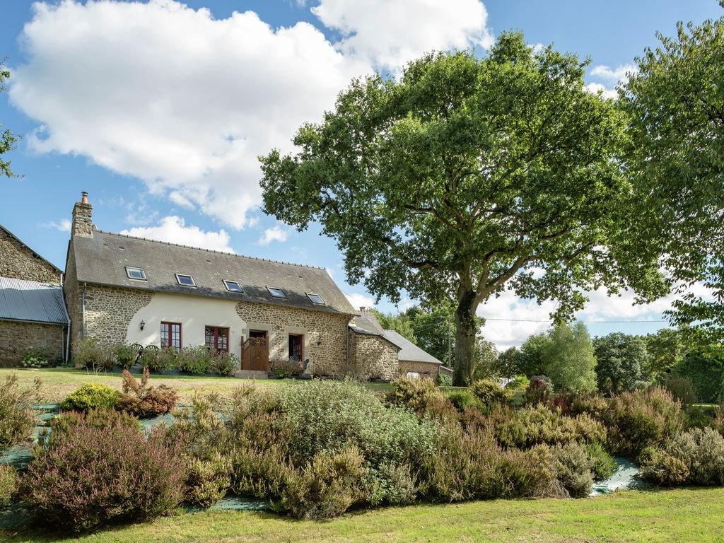 Ferienhaus Maison à 1/2h du Mont Saint Michel (72106), Bonnemain, Ille-et-Vilaine, Bretagne, Frankreich, Bild 3