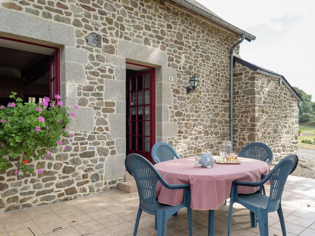 Ferienhaus Maison à 1/2h du Mont Saint Michel (72106), Bonnemain, Ille-et-Vilaine, Bretagne, Frankreich, Bild 15