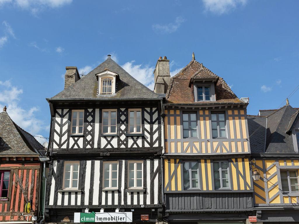 Ferienhaus Maison à 1/2h du Mont Saint Michel (72106), Bonnemain, Ille-et-Vilaine, Bretagne, Frankreich, Bild 21