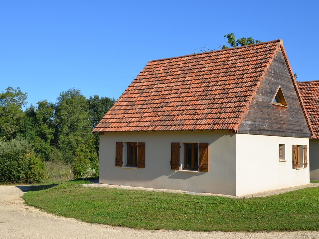 Ferienhaus Le Lac Bleu (316345), Lacapelle Marival, Lot, Midi-Pyrénées, Frankreich, Bild 2