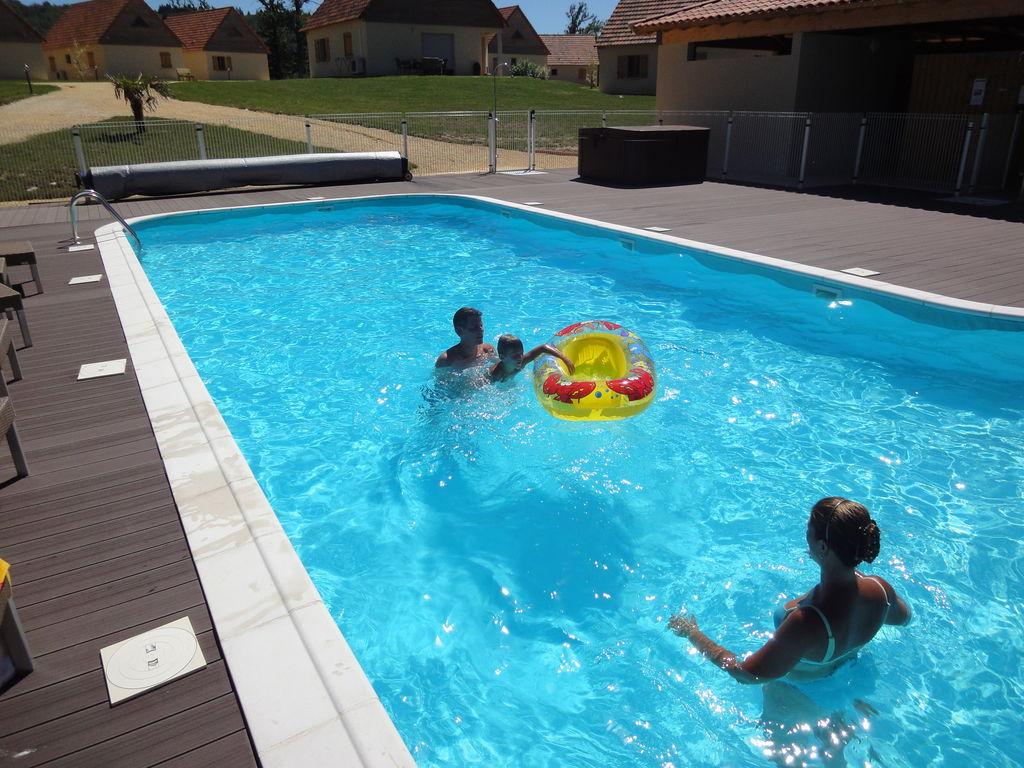Ferienhaus Le Lac Bleu (316345), Lacapelle Marival, Lot, Midi-Pyrénées, Frankreich, Bild 10