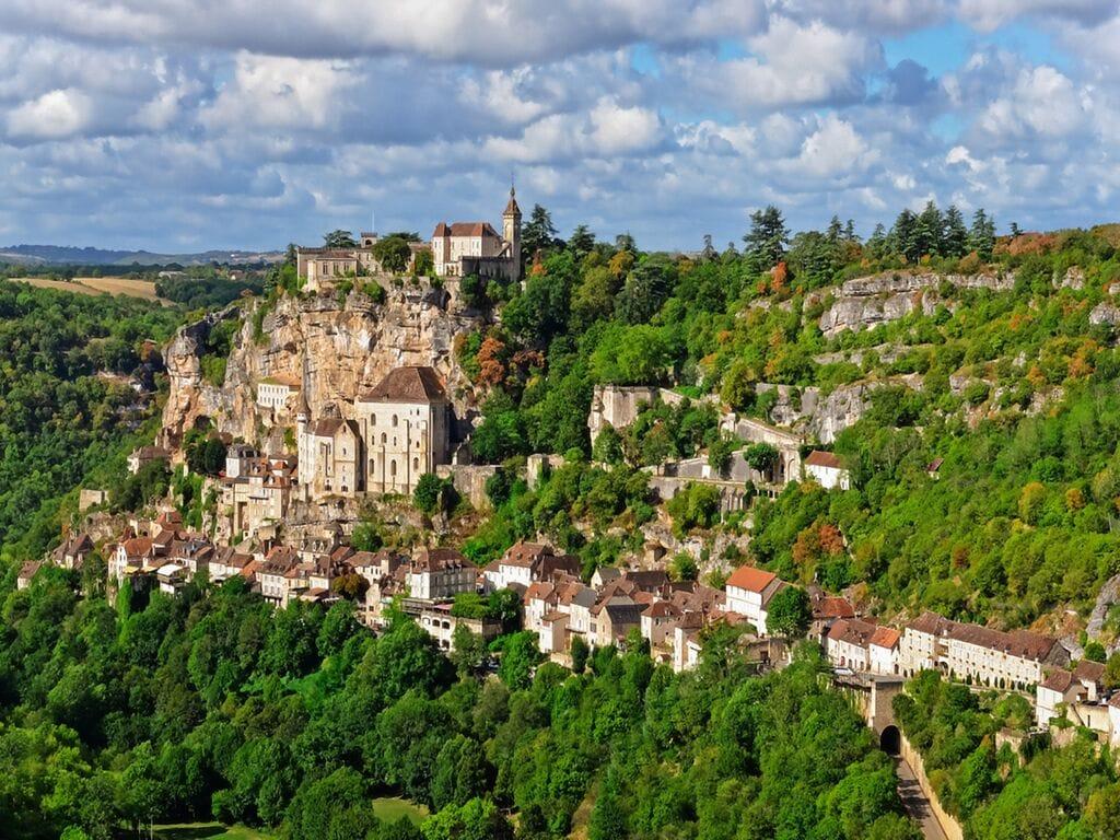 Ferienhaus Gepflegtes, freistehendes Ferienhaus mit Klimaanlage (316345), Lacapelle Marival, Lot, Midi-Pyrénées, Frankreich, Bild 8