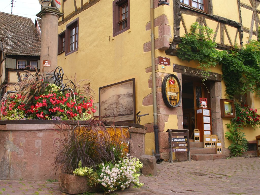 Holiday apartment Historisches Appartement in Riquewihr nahe dem Wald (302845), Riquewihr, Haut-Rhin, Alsace, France, picture 21