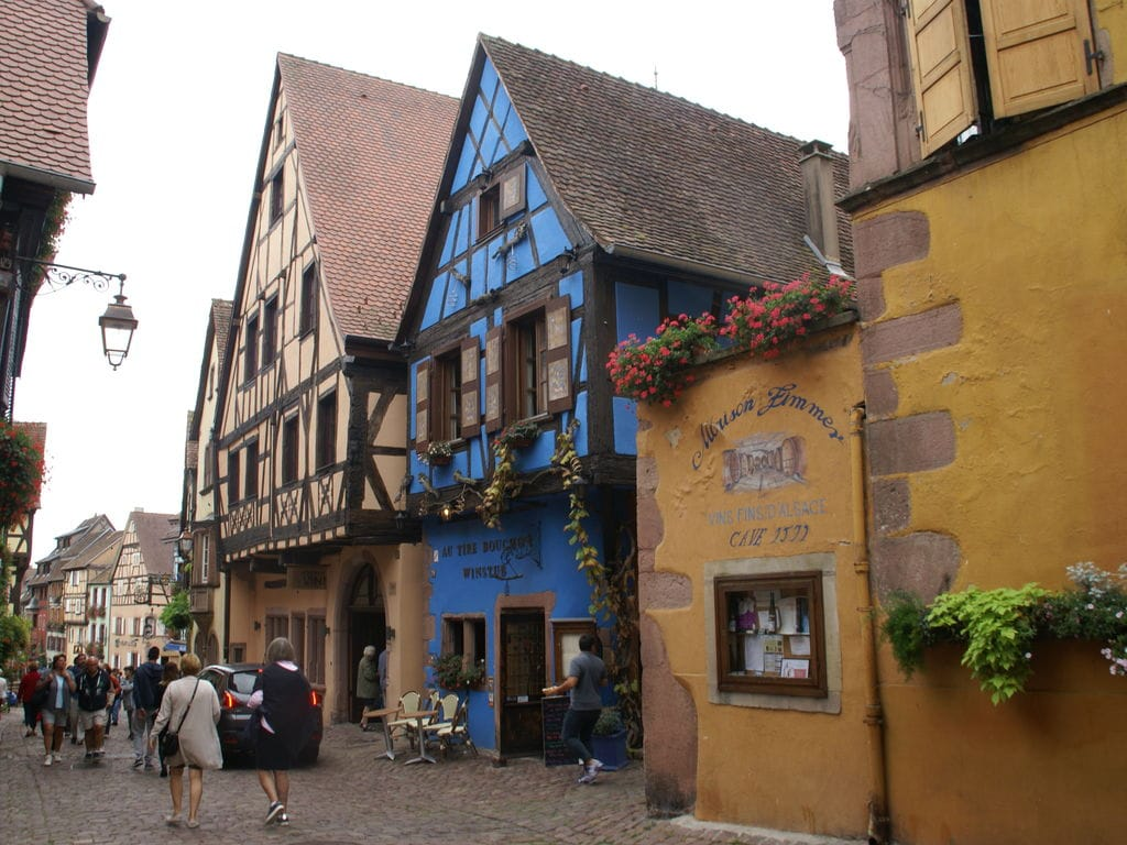 Holiday apartment Historisches Appartement in Riquewihr nahe dem Wald (302845), Riquewihr, Haut-Rhin, Alsace, France, picture 24
