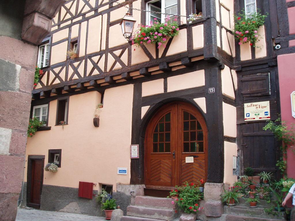 Holiday apartment Eine Vintage-Ferienwohnung in Riquewihr mit Terrasse (302799), Riquewihr, Haut-Rhin, Alsace, France, picture 5