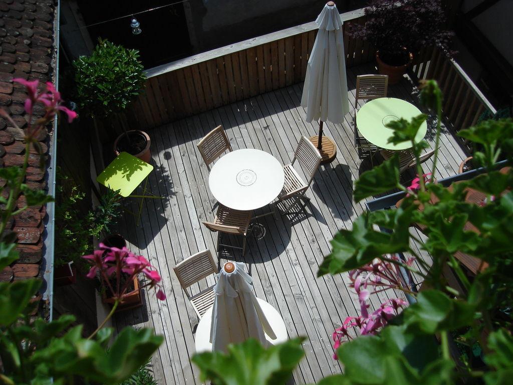Holiday apartment Eine Vintage-Ferienwohnung in Riquewihr mit Terrasse (302799), Riquewihr, Haut-Rhin, Alsace, France, picture 22