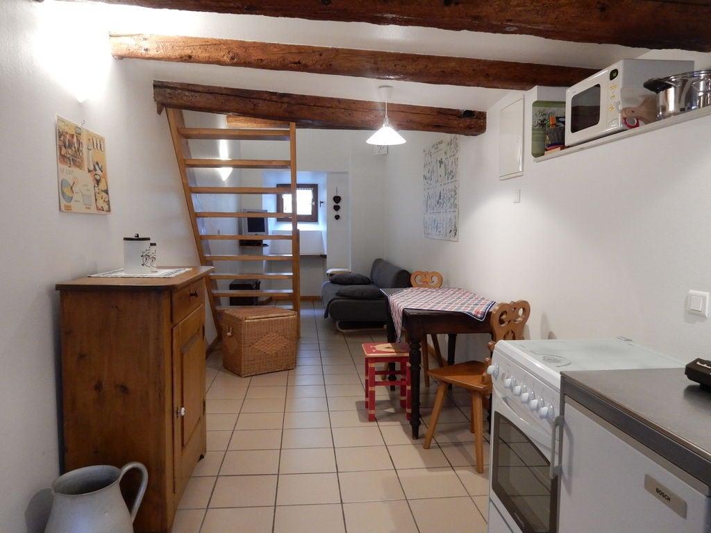 Holiday apartment Eine Vintage-Ferienwohnung in Riquewihr mit Terrasse (302799), Riquewihr, Haut-Rhin, Alsace, France, picture 12