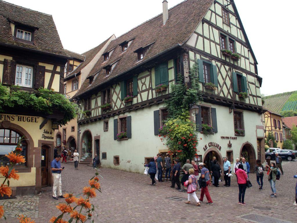 Holiday apartment Eine Vintage-Ferienwohnung in Riquewihr mit Terrasse (302799), Riquewihr, Haut-Rhin, Alsace, France, picture 26