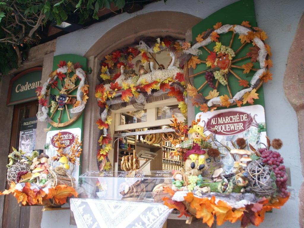 Holiday apartment Eine Vintage-Ferienwohnung in Riquewihr mit Terrasse (302799), Riquewihr, Haut-Rhin, Alsace, France, picture 32