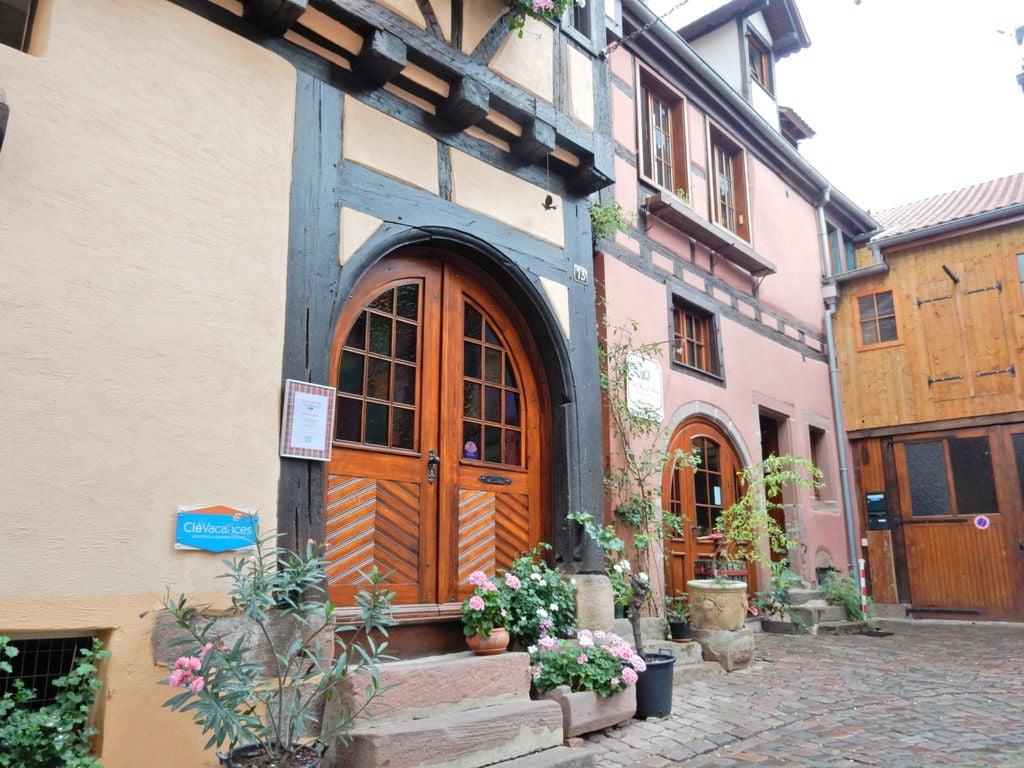 Holiday apartment Eine Vintage-Ferienwohnung in Riquewihr mit Terrasse (302799), Riquewihr, Haut-Rhin, Alsace, France, picture 33