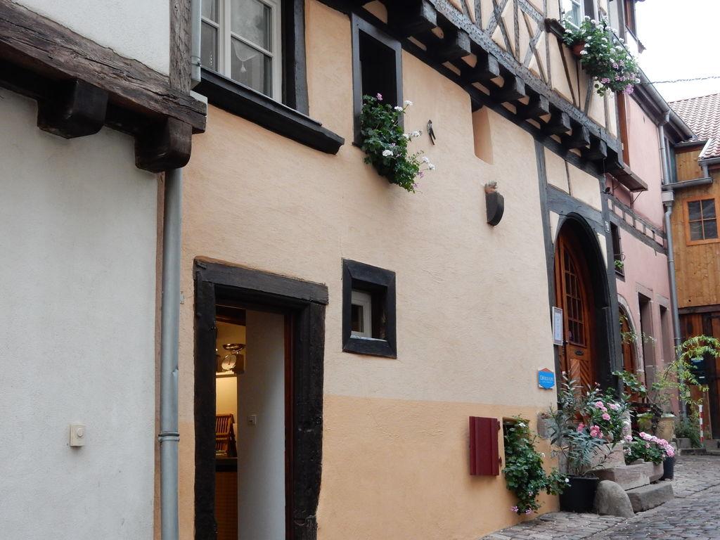 Holiday apartment Eine Vintage-Ferienwohnung in Riquewihr mit Terrasse (302799), Riquewihr, Haut-Rhin, Alsace, France, picture 6