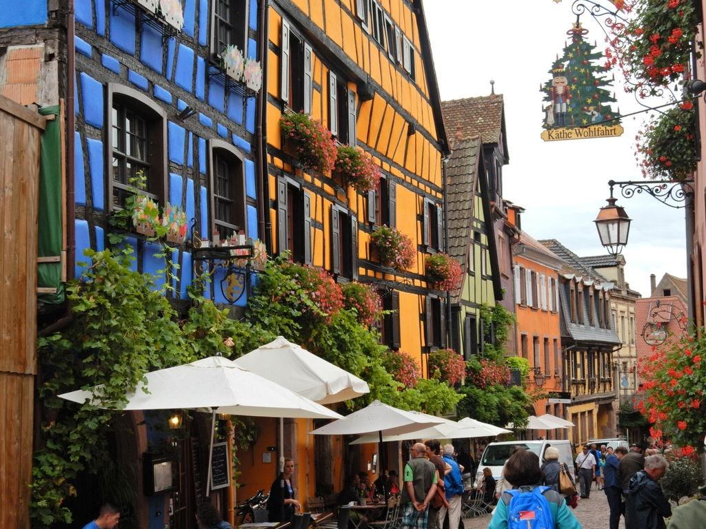 Holiday apartment Eine Vintage-Ferienwohnung in Riquewihr mit Terrasse (302799), Riquewihr, Haut-Rhin, Alsace, France, picture 29