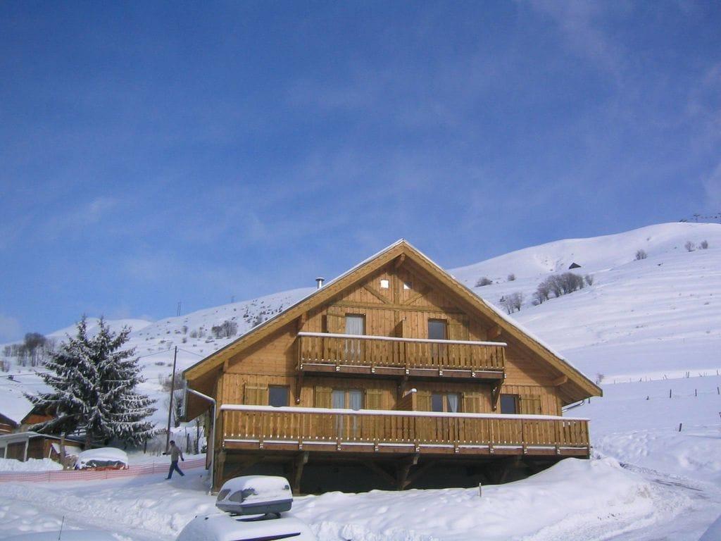 Ferienwohnung Gepflegte Ferienwohnung in Les Sybelles mit 310 km Pisten (76266), Le Chalmieu, Savoyen, Rhône-Alpen, Frankreich, Bild 23