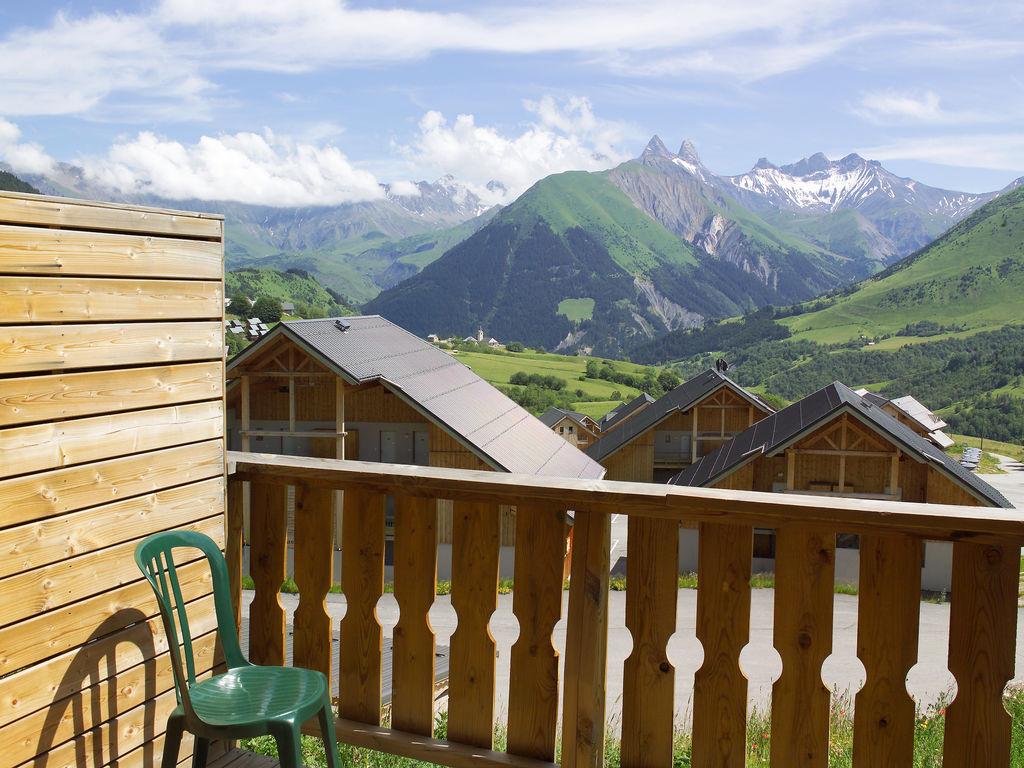 Ferienwohnung Gepflegte Ferienwohnung in Les Sybelles mit 310 km Pisten (76268), Le Chalmieu, Savoyen, Rhône-Alpen, Frankreich, Bild 17