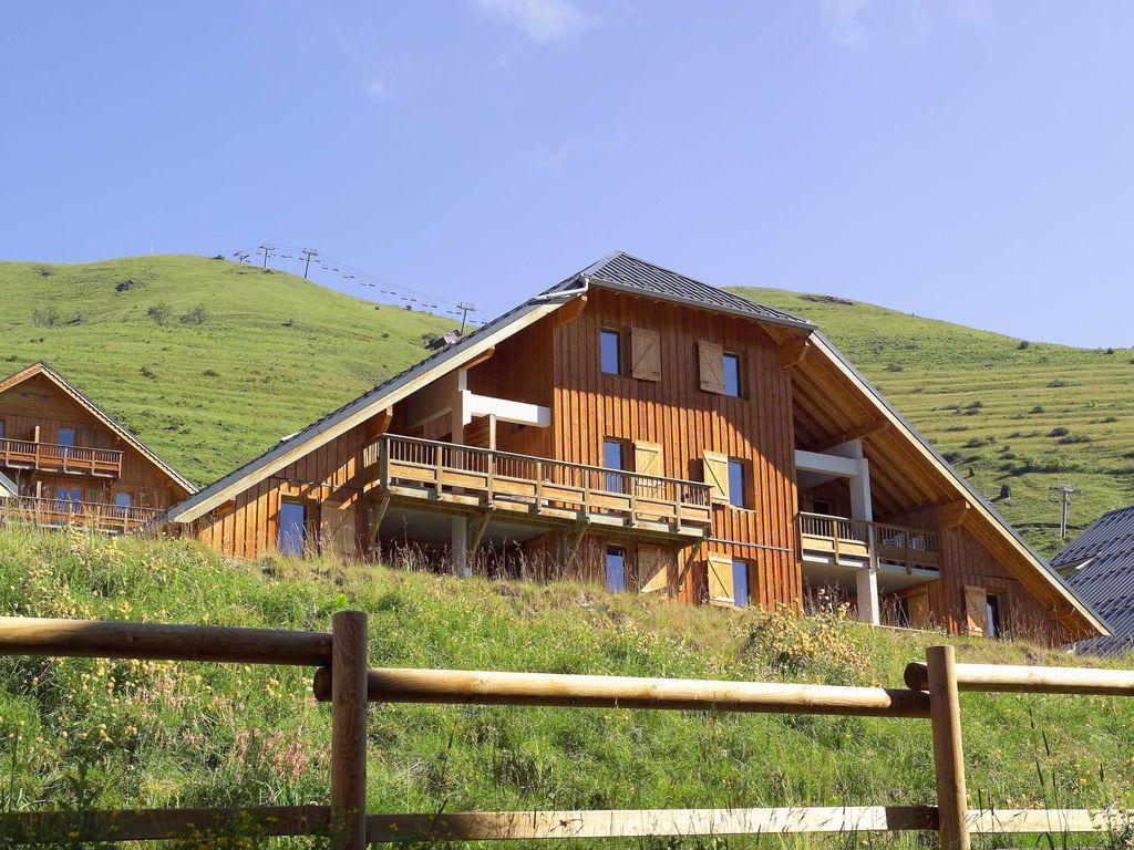 Ferienwohnung Gepflegte Ferienwohnung in Les Sybelles mit 310 km Pisten (76268), Le Chalmieu, Savoyen, Rhône-Alpen, Frankreich, Bild 7