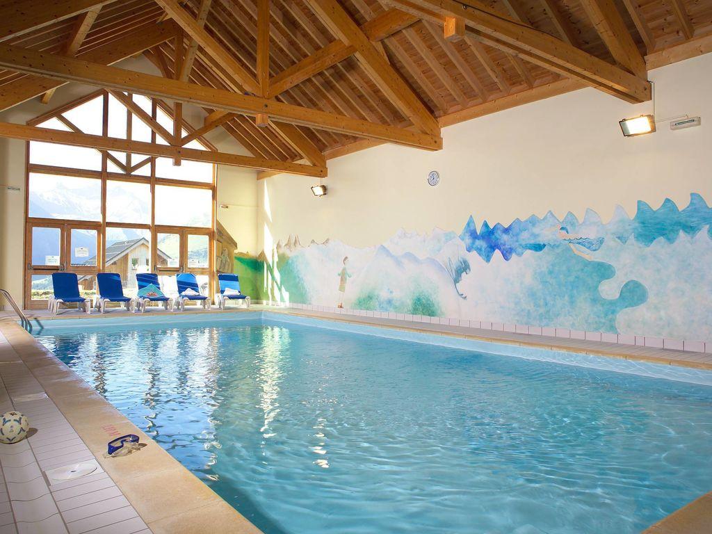 Ferienwohnung Gepflegte Ferienwohnung in Les Sybelles mit 310 km Pisten (76268), Le Chalmieu, Savoyen, Rhône-Alpen, Frankreich, Bild 2