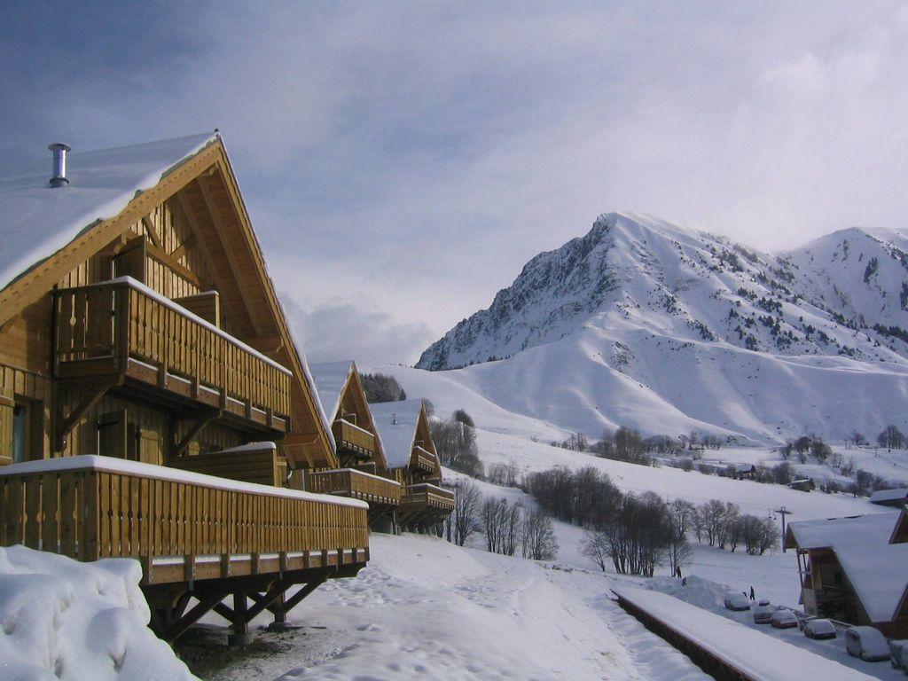 Ferienwohnung Gepflegte Ferienwohnung in Les Sybelles mit 310 km Pisten (76268), Le Chalmieu, Savoyen, Rhône-Alpen, Frankreich, Bild 22