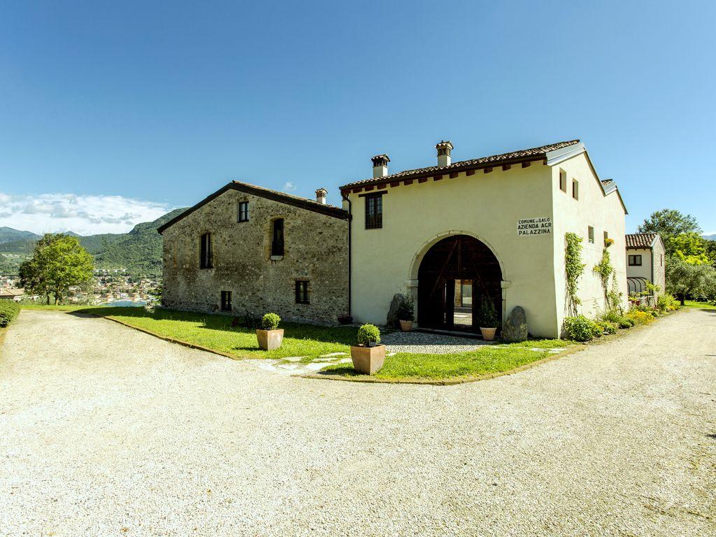 Trilo della Cascina Ferienhaus  Gardasee - Lago di Garda