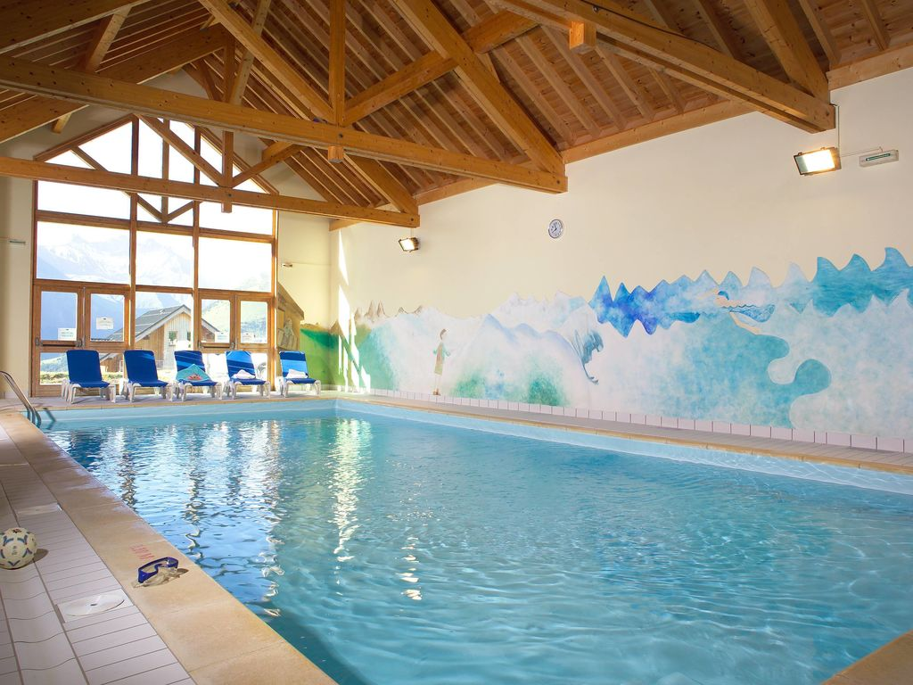 Ferienwohnung Gepflegte Ferienwohnung in Les Sybelles mit 310 km Pisten (76267), Le Chalmieu, Savoyen, Rhône-Alpen, Frankreich, Bild 2