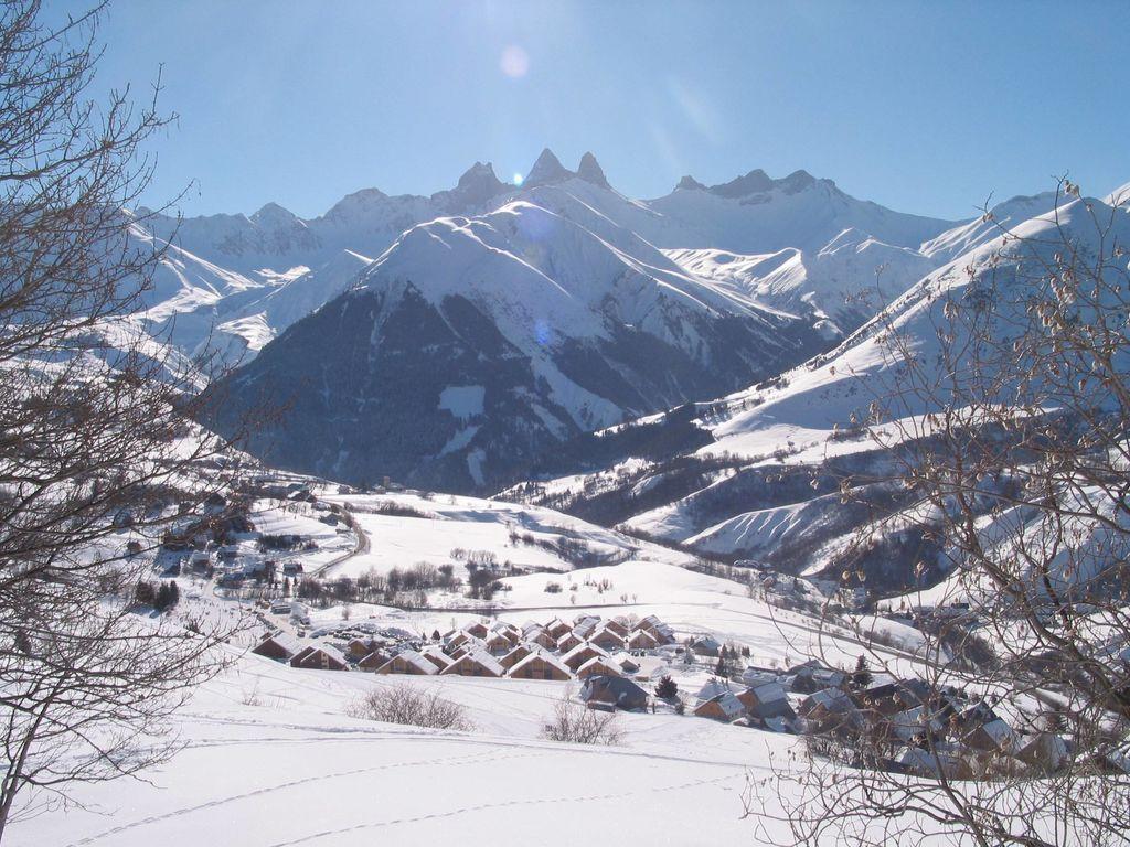 Ferienwohnung Gepflegte Ferienwohnung in Les Sybelles mit 310 km Pisten (76267), Le Chalmieu, Savoyen, Rhône-Alpen, Frankreich, Bild 17