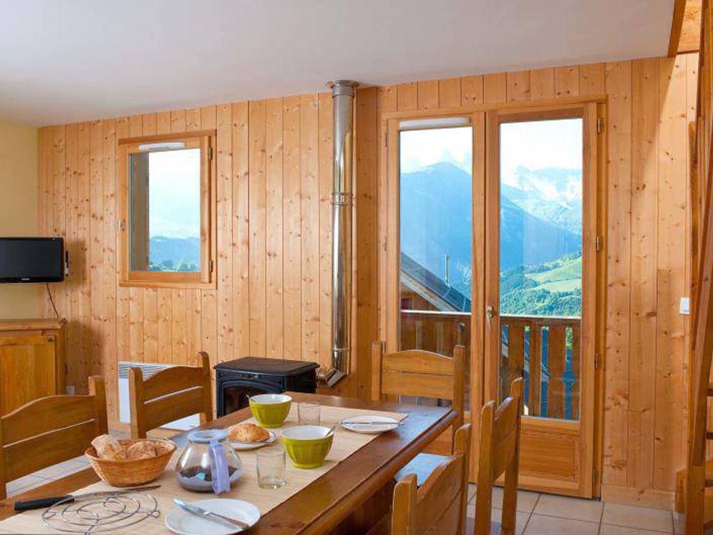 Ferienwohnung Gepflegte Ferienwohnung in Les Sybelles mit 310 km Pisten (76267), Le Chalmieu, Savoyen, Rhône-Alpen, Frankreich, Bild 8