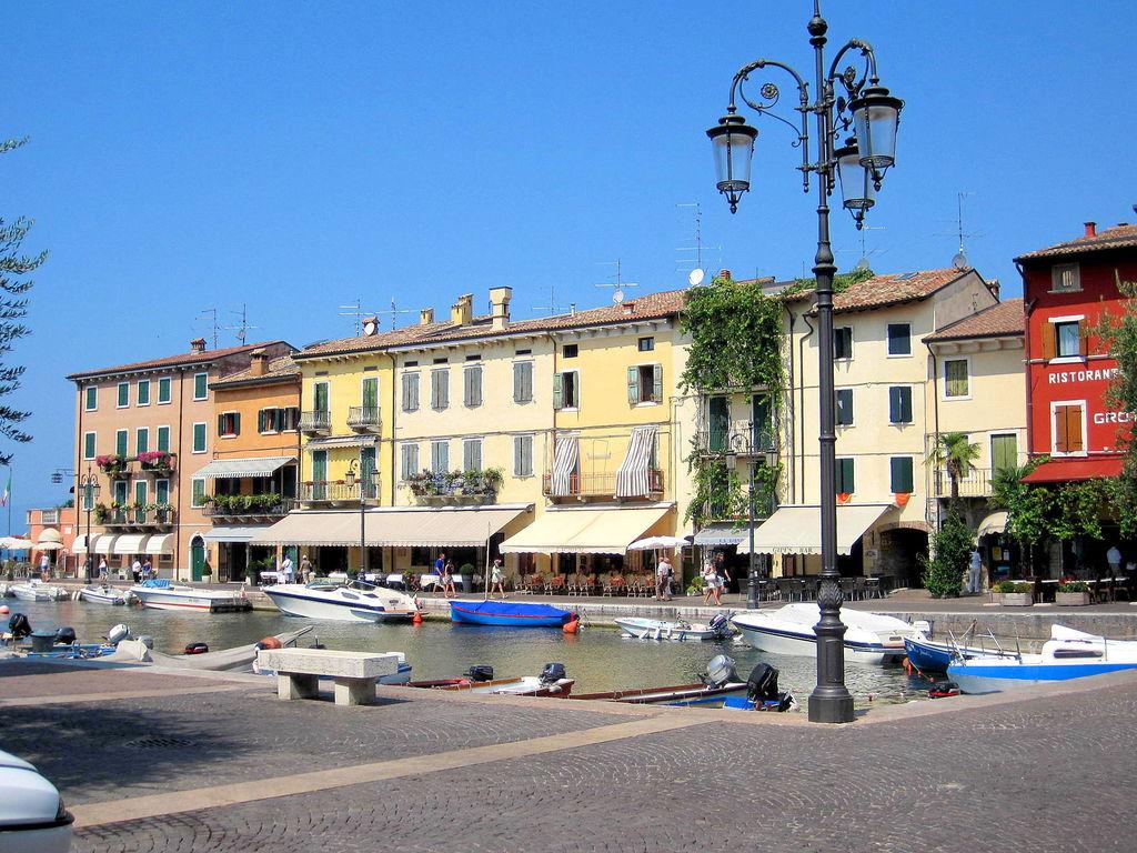 Ferienhaus Geräumiges Ferienhaus in Lazise mit Gemeinschaftspool (73574), Lazise, Gardasee, Venetien, Italien, Bild 22