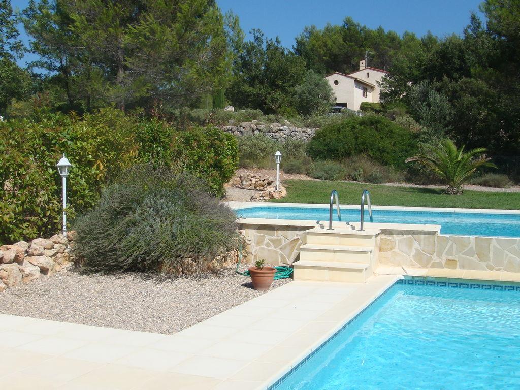 Ferienhaus Wunderschöne Villa in Bagnols-en-Forêt mit Swimmingpool (90035), Fréjus, Côte d'Azur, Provence - Alpen - Côte d'Azur, Frankreich, Bild 7