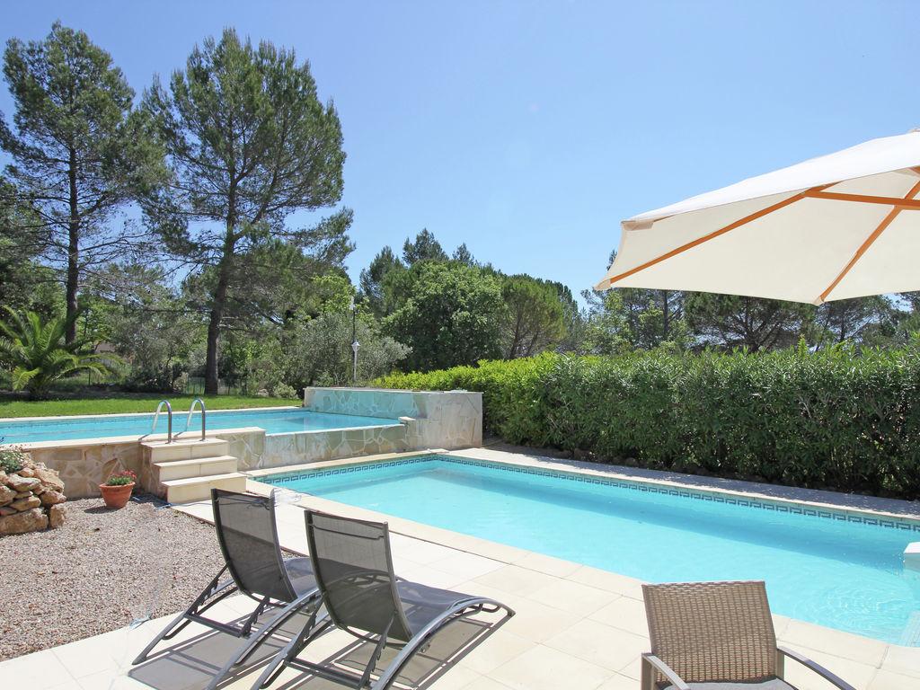 Ferienhaus Wunderschöne Villa in Bagnols-en-Forêt mit Swimmingpool (90035), Fréjus, Côte d'Azur, Provence - Alpen - Côte d'Azur, Frankreich, Bild 9
