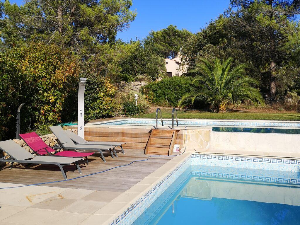 Ferienhaus Wunderschöne Villa in Bagnols-en-Forêt mit Swimmingpool (90035), Fréjus, Côte d'Azur, Provence - Alpen - Côte d'Azur, Frankreich, Bild 10