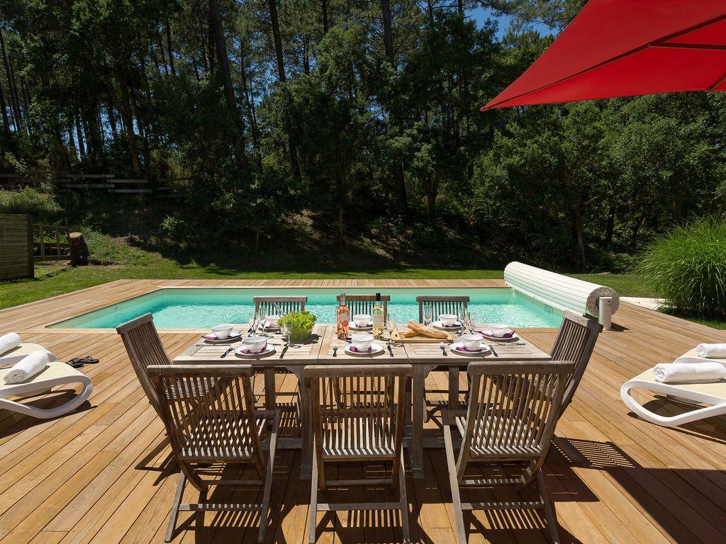 Maison de vacances Villas Clairière aux Chevreuils 2 (90004), Moliets Plage, Côte atlantique Landes, Aquitaine, France, image 24