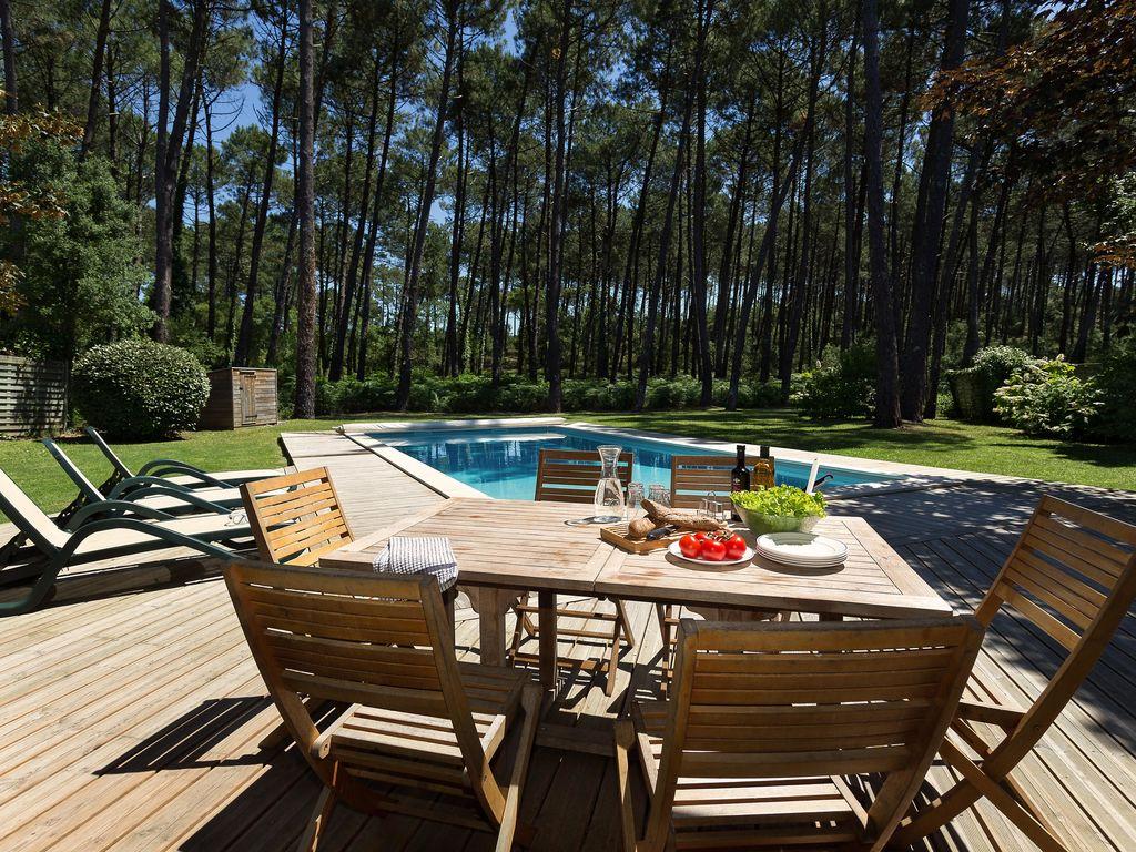 Maison de vacances Villas Clairière aux Chevreuils 2 (90004), Moliets Plage, Côte atlantique Landes, Aquitaine, France, image 25