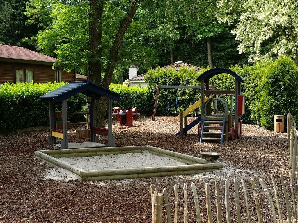 Ferienhaus Bungalowpark het Verscholen Dorp 1 (76192), Harderwijk, Veluwe, Gelderland, Niederlande, Bild 19