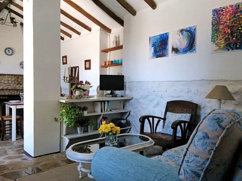 Maison de vacances Casa Cantareros (89951), Nogales, Malaga, Andalousie, Espagne, image 8