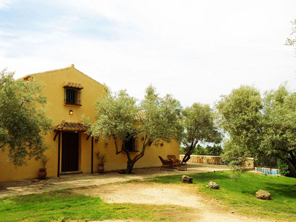 Maison de vacances Cortijo Los Olivos (89953), Nogales, Malaga, Andalousie, Espagne, image 5
