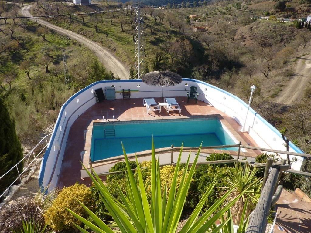 Maison de vacances Casa Buena luz (90183), Casabermeja, Malaga, Andalousie, Espagne, image 6