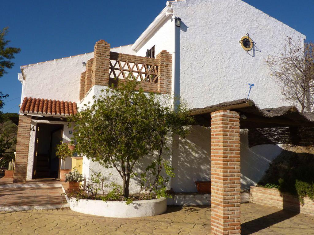 Maison de vacances Casa Buena luz (90183), Casabermeja, Malaga, Andalousie, Espagne, image 11