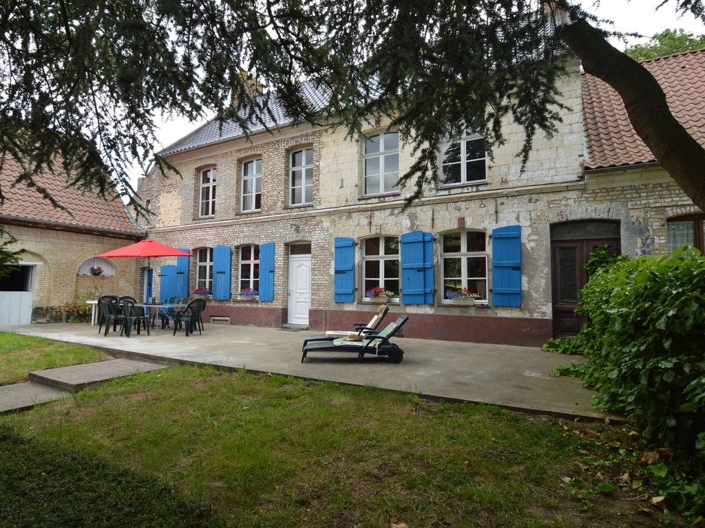 Ferienhaus La Caméliade (90011), Recques sur Hem, Pas-de-Calais, Nord-Pas-de-Calais, Frankreich, Bild 4