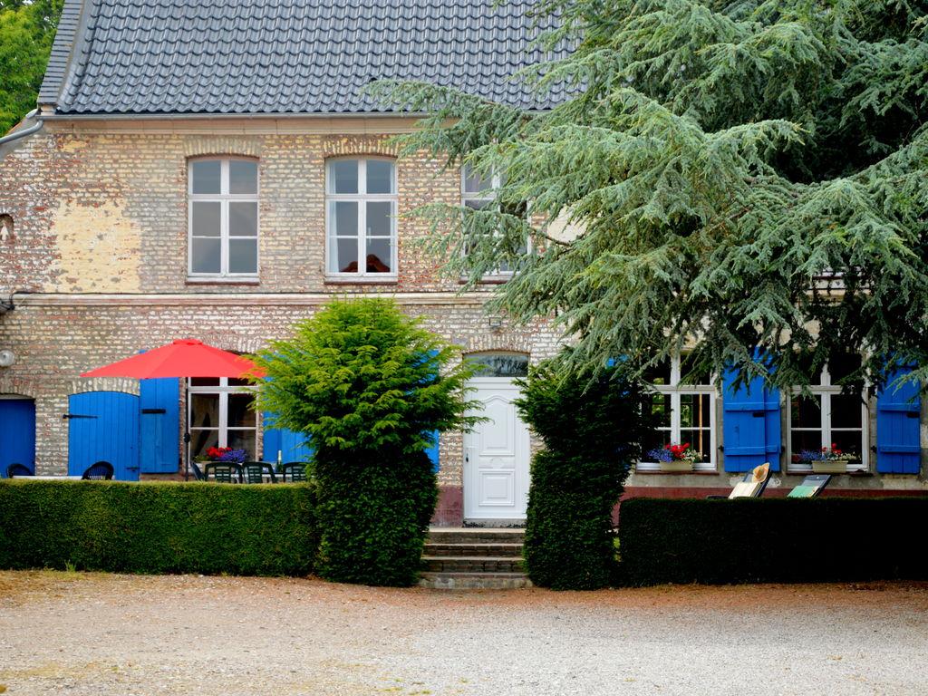 Ferienhaus La Caméliade (90011), Recques sur Hem, Pas-de-Calais, Nord-Pas-de-Calais, Frankreich, Bild 1