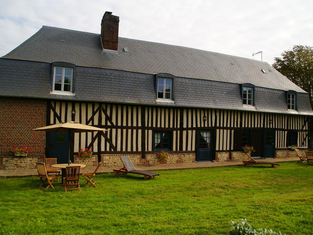 Ferienhaus Porte de Rouen (90159), Asnières, Calvados, Normandie, Frankreich, Bild 4