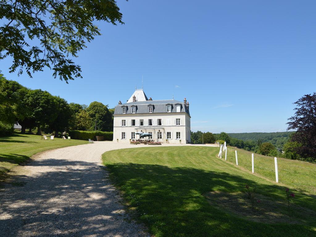 Château 19 personnes Besondere Immobilie