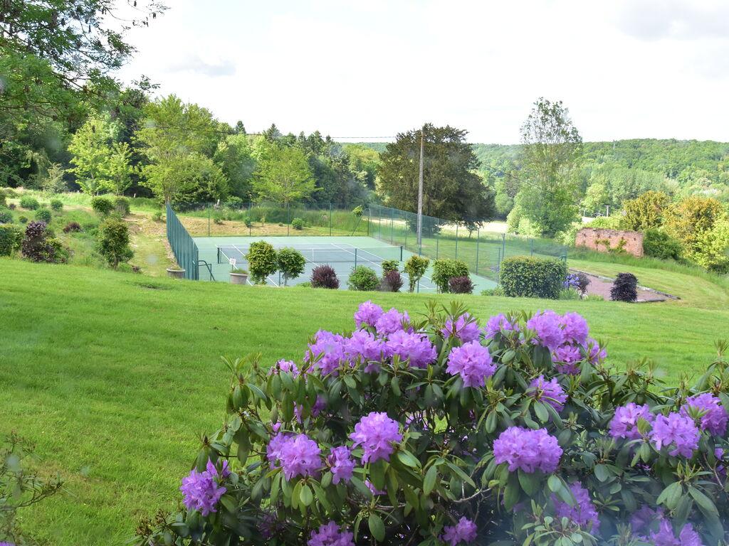 Ferienhaus Denkmalgeschütztes Schloss in Asnières mit Garten (90158), Cormeilles, Calvados, Normandie, Frankreich, Bild 33