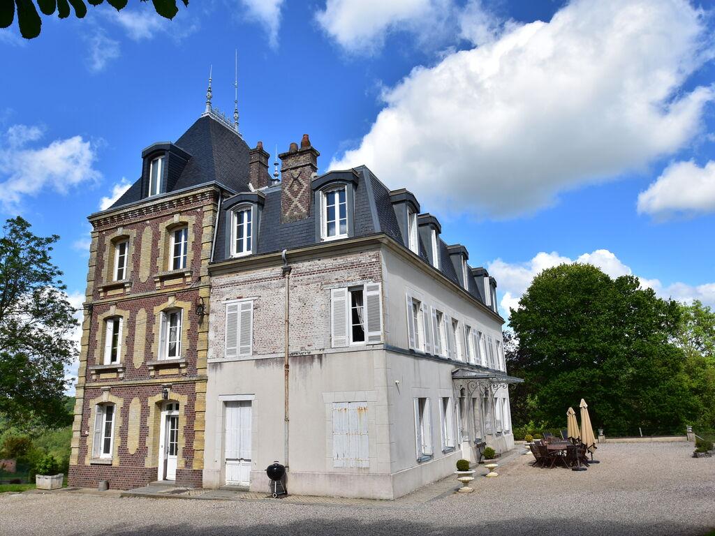 Ferienhaus Denkmalgeschütztes Schloss in Asnières mit Garten (90158), Cormeilles, Calvados, Normandie, Frankreich, Bild 3