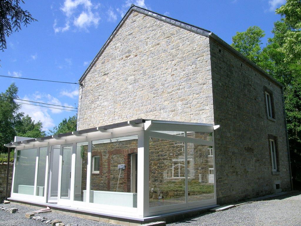 Ferienhaus Modernes Ferienhaus in Ferrières mit Sauna (89983), Ferrières, Lüttich, Wallonien, Belgien, Bild 5