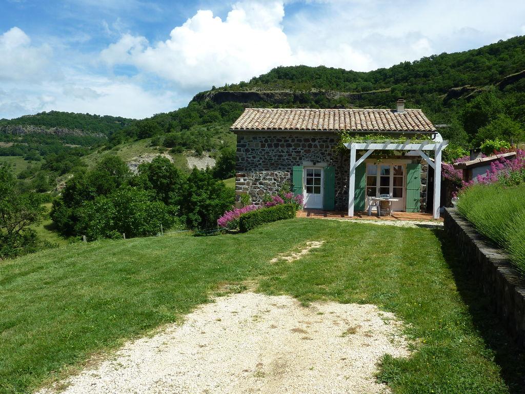 Ferienhaus Wunderschönes Ferienhaus in Saint-Pons in Waldnähe (93660), Saint Jean le Centenier, Ardèche-Drôme, Rhône-Alpen, Frankreich, Bild 3